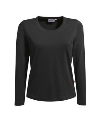 Dames T-Shirt Longsleeve Hakro