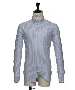 Overhemd H&F Indigo Bow