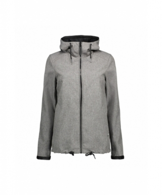 Dames Casual Soft Shell Jas ID