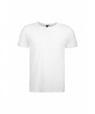 Heren O-Nek T-Shirt ID