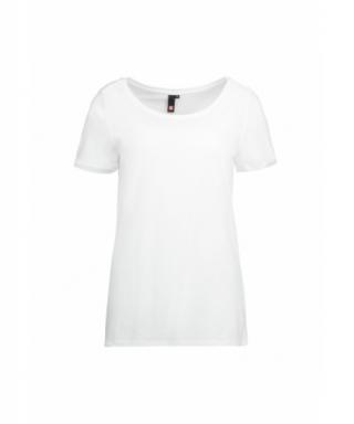 Dames O-Nek T-Shirt ID