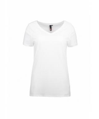 Dames V-Nek T-Shirt ID