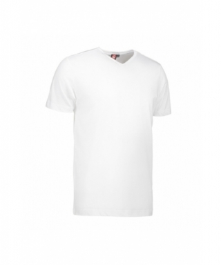 Heren T-Time V-Nek T-Shirt ID