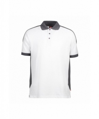 Polo Contrast Heren ID