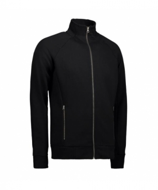 Zip Sweat Vest Heren ID