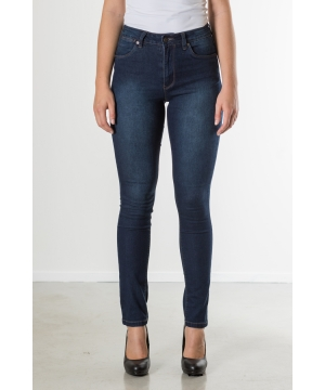New Orleans Dark Used Jeans...