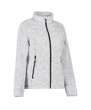 Dames Quilted Fleece Vest ID