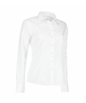Dames Easy Care Shirt ID