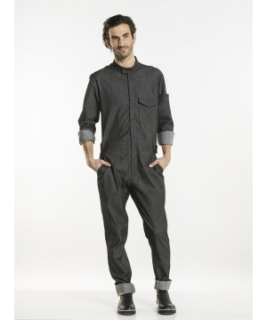 Heren Overall Stretch Chaud...